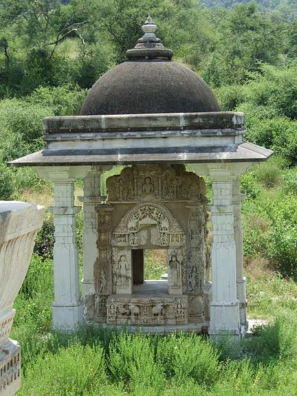 Храмовый комплекс Ранакпур - Jain Temples, Ranakpur 91666