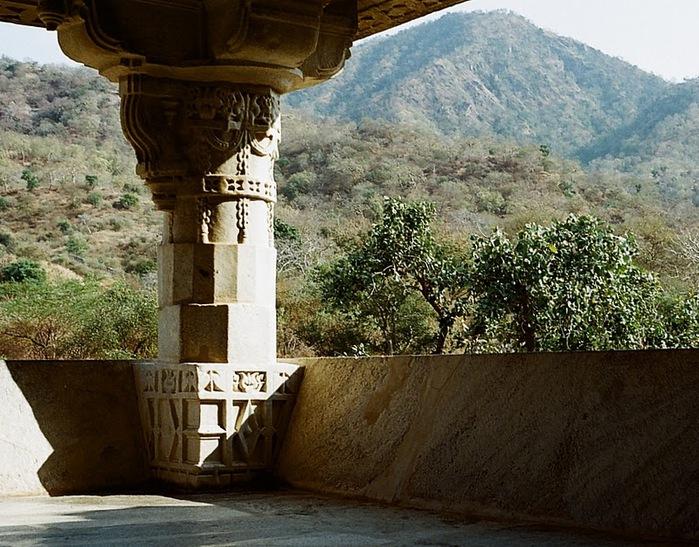 Храмовый комплекс Ранакпур - Jain Temples, Ranakpur 56002