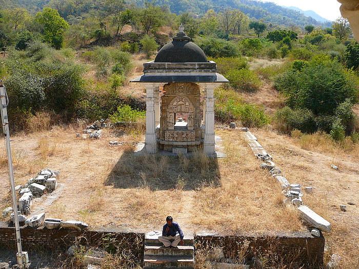 Храмовый комплекс Ранакпур - Jain Temples, Ranakpur 46299
