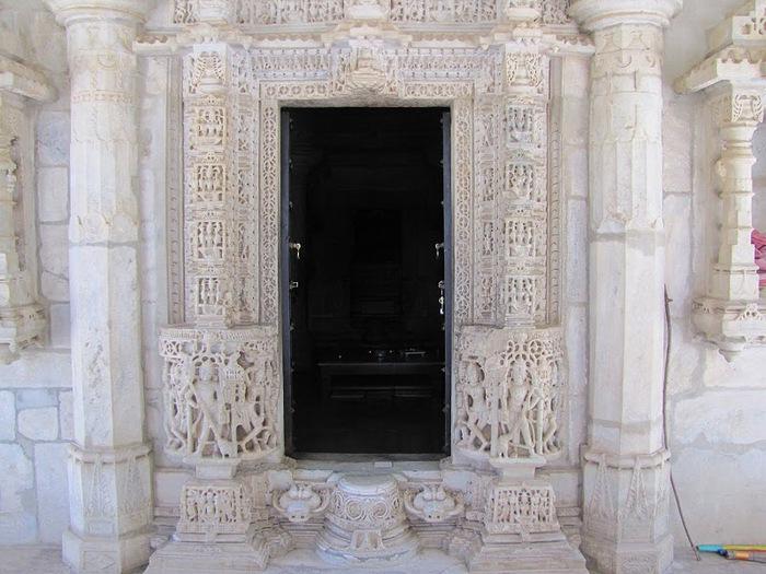 Храмовый комплекс Ранакпур - Jain Temples, Ranakpur 86804