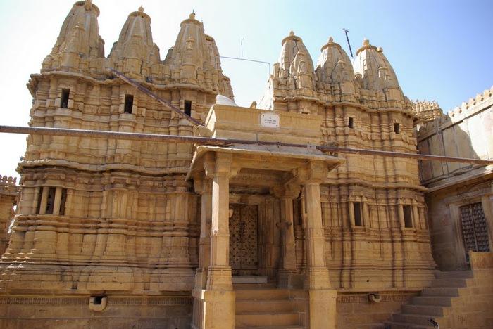 Храмовый комплекс Ранакпур - Jain Temples, Ranakpur 68277