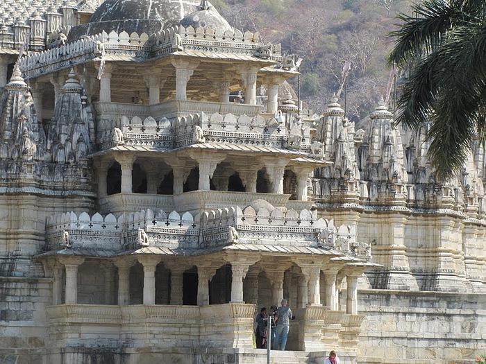 Храмовый комплекс Ранакпур - Jain Temples, Ranakpur 41457