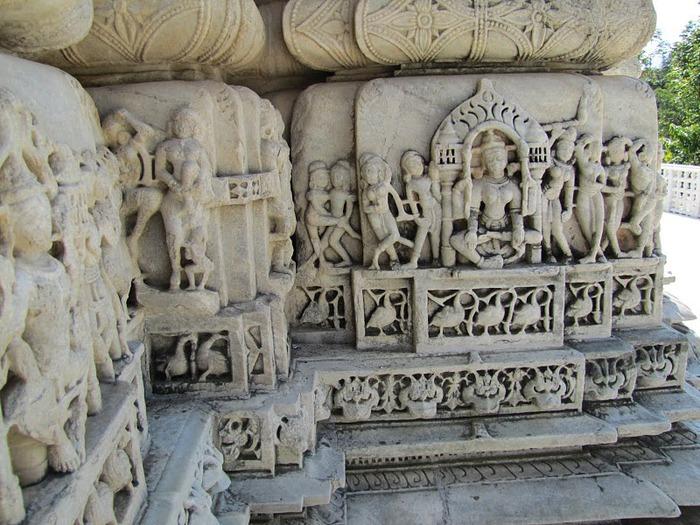 Храмовый комплекс Ранакпур - Jain Temples, Ranakpur 80971