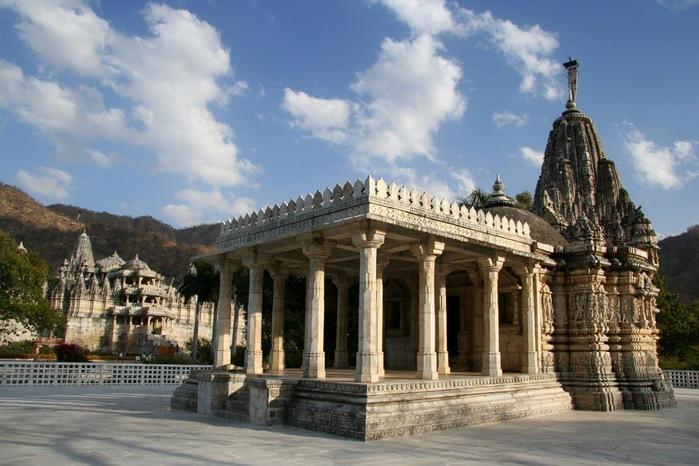 Храмовый комплекс Ранакпур - Jain Temples, Ranakpur 83993
