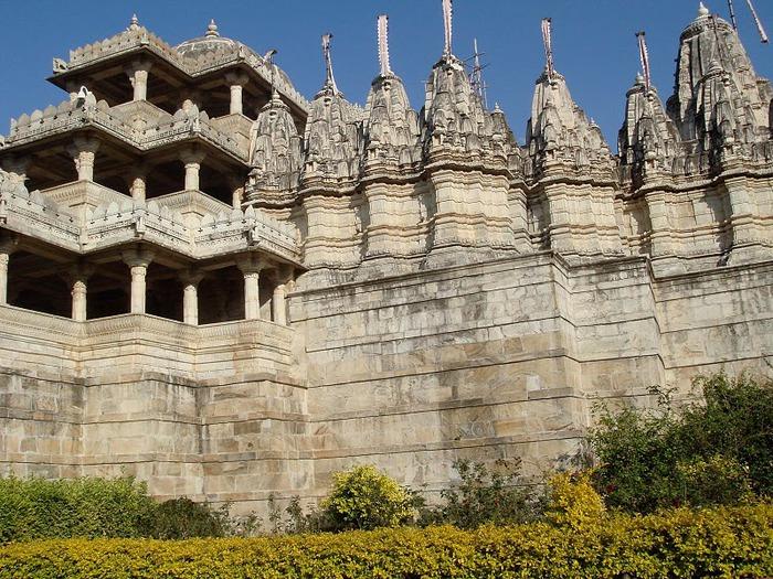 Храмовый комплекс Ранакпур - Jain Temples, Ranakpur 29632