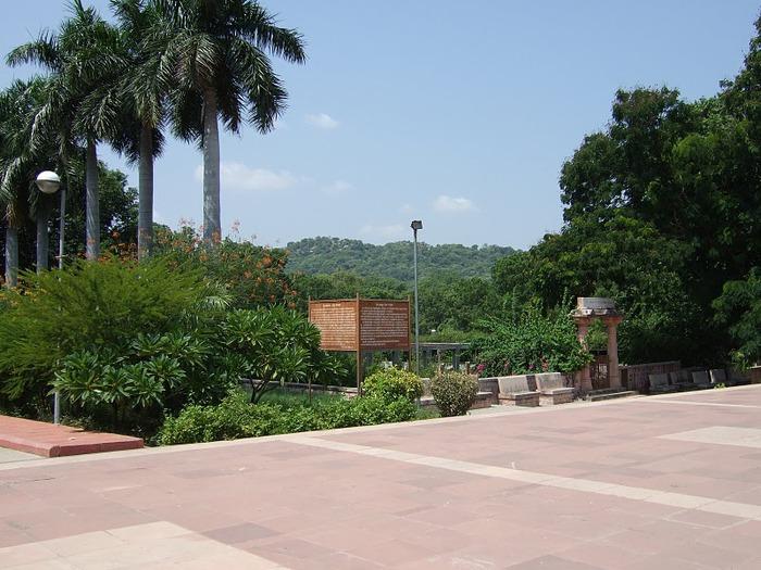 Храмовый комплекс Ранакпур - Jain Temples, Ranakpur 35347