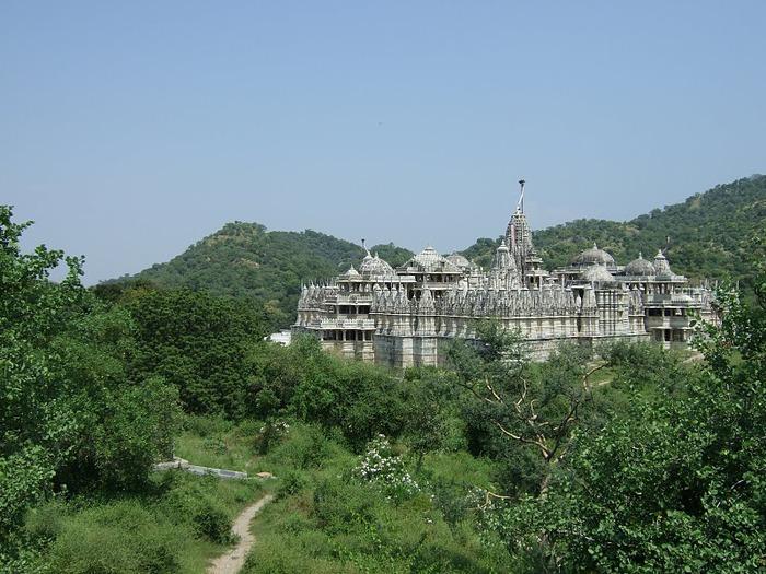 Храмовый комплекс Ранакпур - Jain Temples, Ranakpur 18522