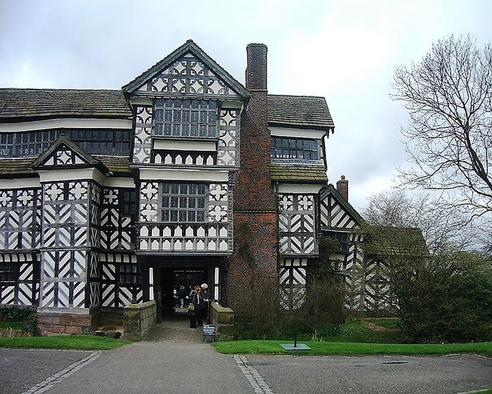 Литтл Моретон Холл - Little Moreton Hall 98696
