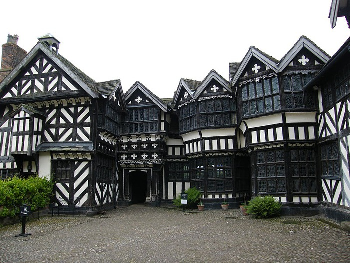 Литтл Моретон Холл - Little Moreton Hall 66298