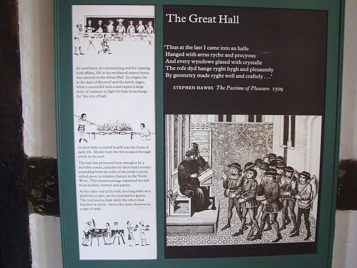 Литтл Моретон Холл - Little Moreton Hall 72548