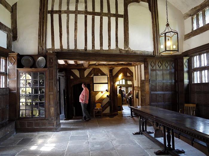 Литтл Моретон Холл - Little Moreton Hall 18882
