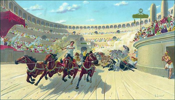 олимпийские игры в древнем мире википедия