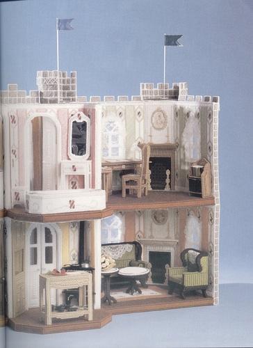 Часть 1 - Мебель для куклы