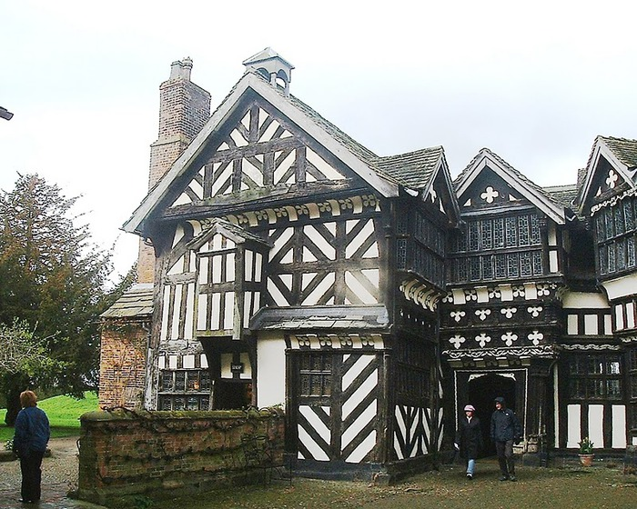 Литтл Моретон Холл - Little Moreton Hall 58813