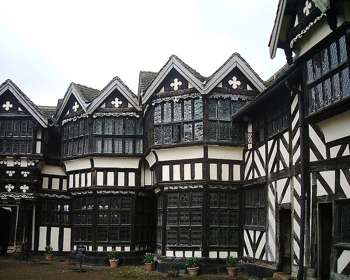 Литтл Моретон Холл - Little Moreton Hall 87311
