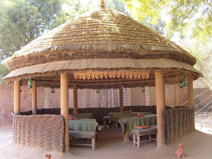 отели Индии и их интерьер 30632