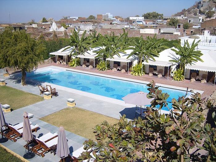 отели Индии и их интерьер 45897