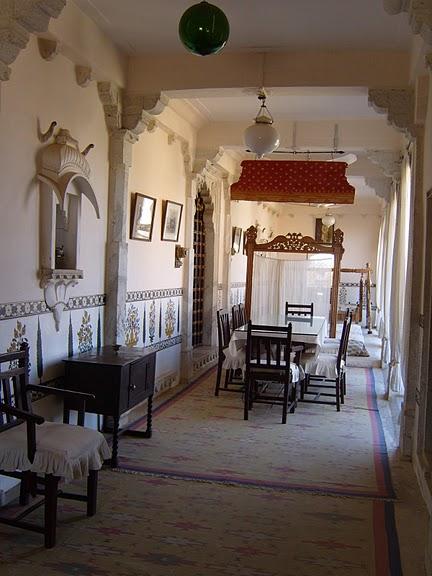 отели Индии и их интерьер 28643