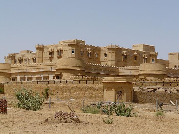 отели Индии и их интерьер 74541