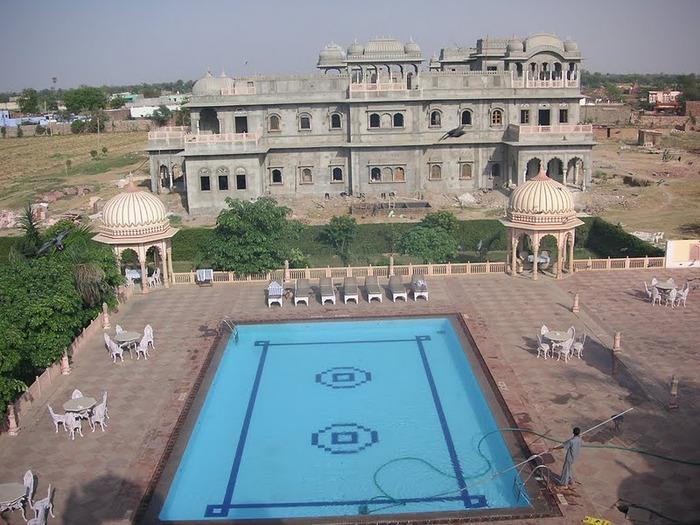 отели Индии и их интерьер 21187