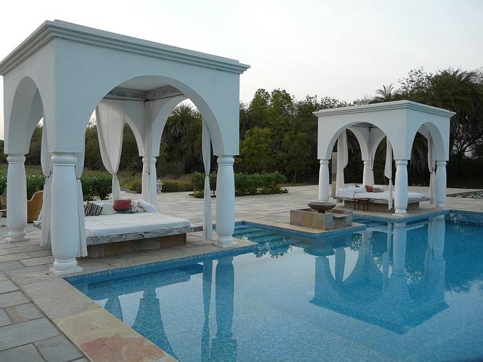 отели Индии и их интерьер 81697