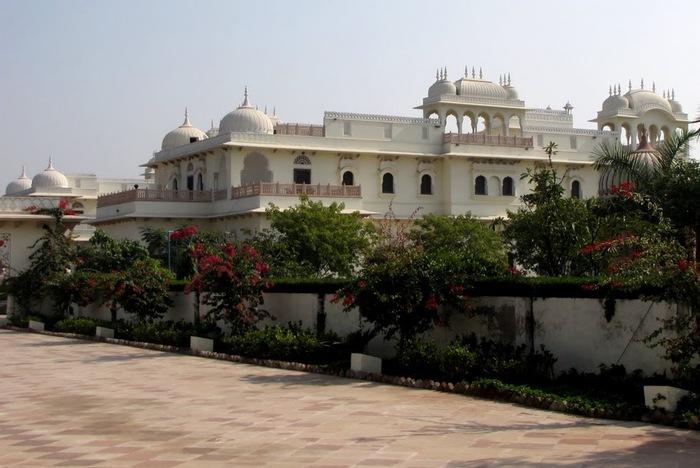 отели Индии и их интерьер 20343