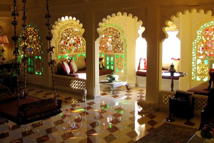 отели Индии и их интерьер 26016