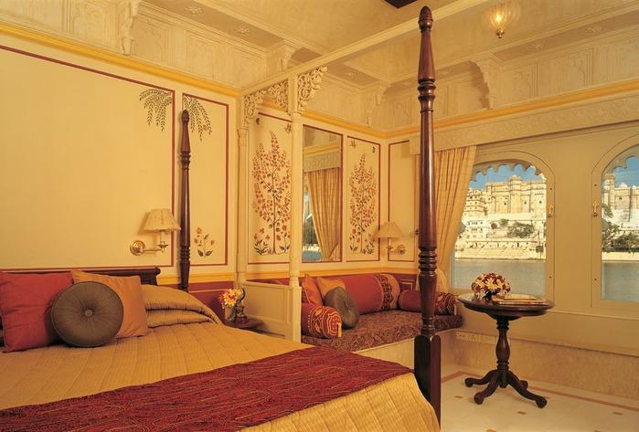 отели Индии и их интерьер 83106