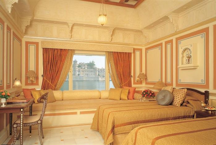 отели Индии и их интерьер 69828
