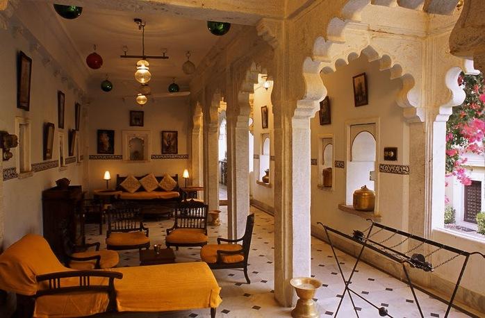 отели Индии и их интерьер 14289
