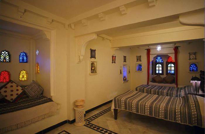 отели Индии и их интерьер 32359