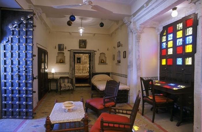 отели Индии и их интерьер 49311