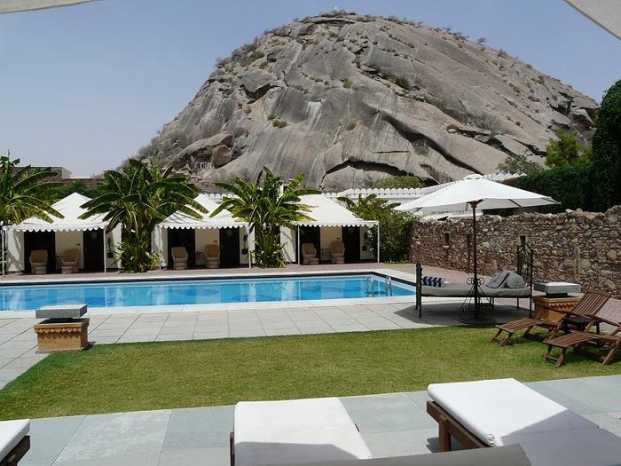 отели Индии и их интерьер 21123