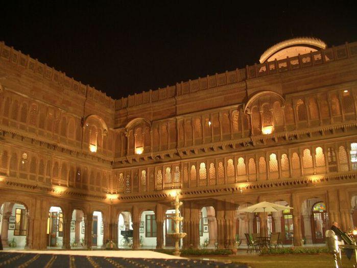 отели Индии и их интерьер 55370