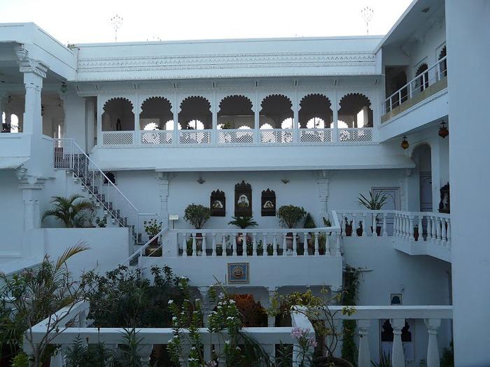 отели Индии и их интерьер 18650