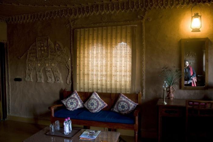 отели Индии и их интерьер 12137