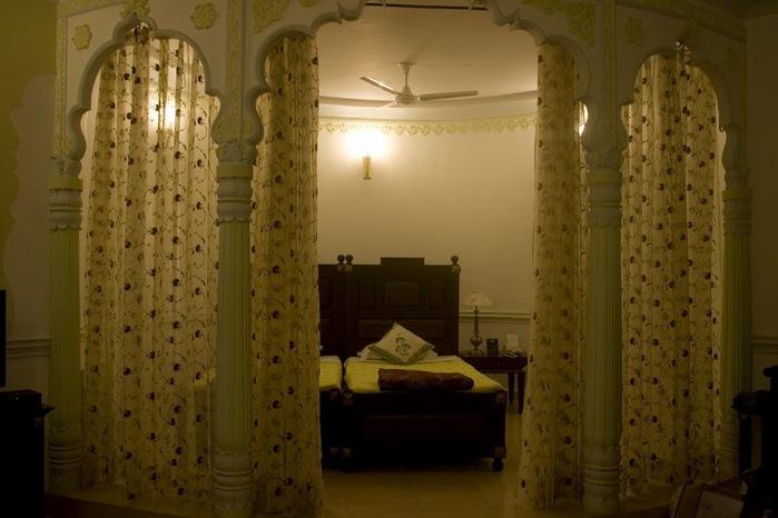 отели Индии и их интерьер 47708