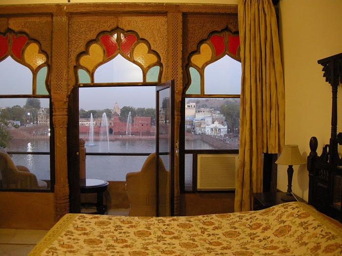 отели Индии и их интерьер 40001