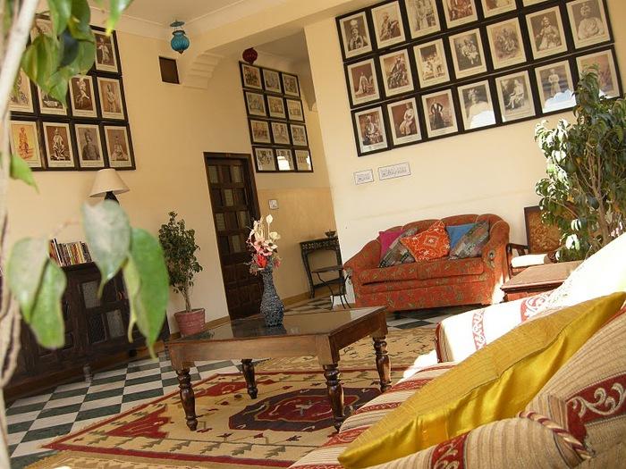 отели Индии и их интерьер 47144