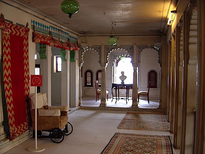 отели Индии и их интерьер 84524