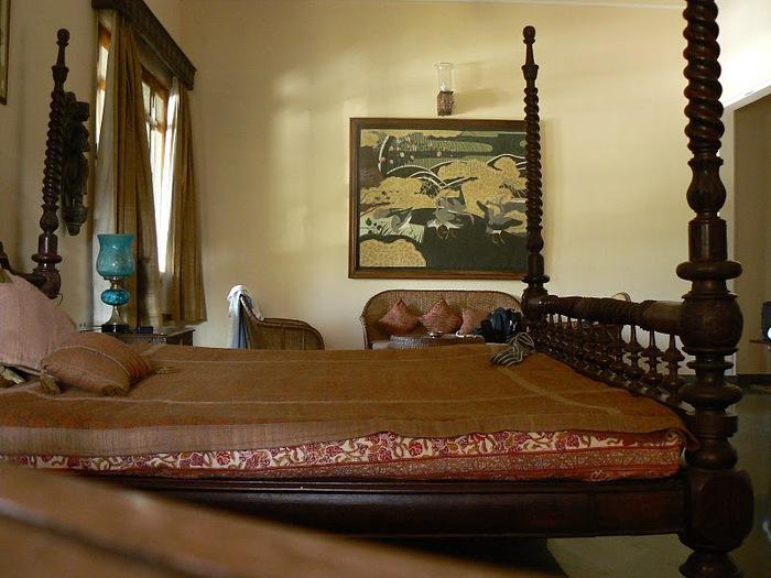 отели Индии и их интерьер 99422