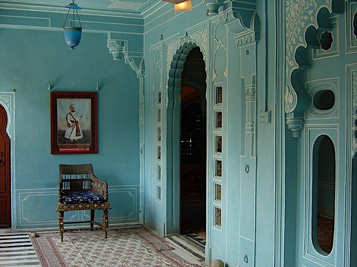 отели Индии и их интерьер 67064