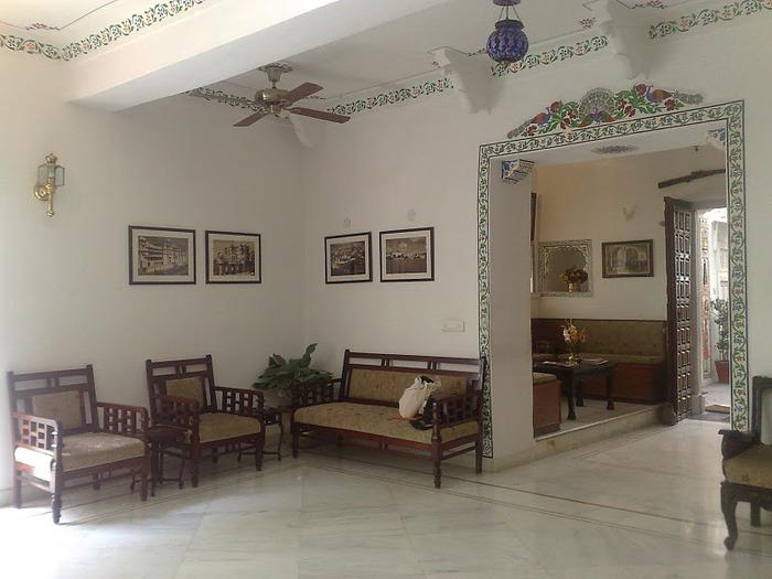 отели Индии и их интерьер 81387
