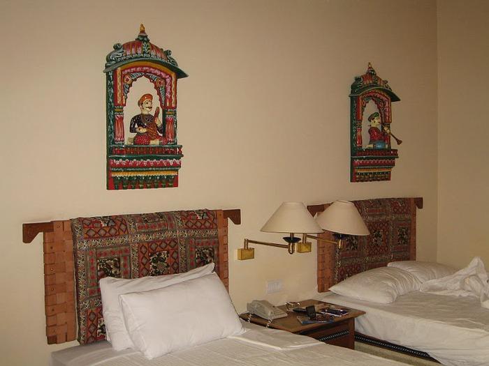 отели Индии и их интерьер 49314