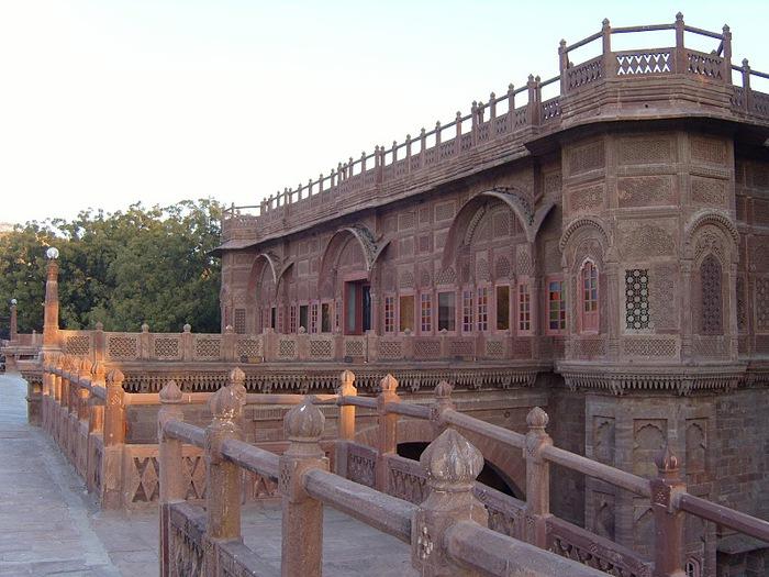 отели Индии и их интерьер 2 61401