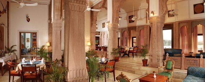 отели Индии и их интерьер 2 24666