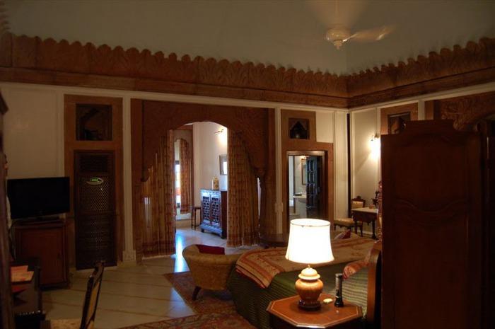 отели Индии и их интерьер 2 10587