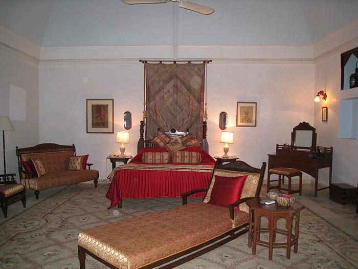 отели Индии и их интерьер 2 87525