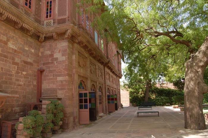 отели Индии и их интерьер 2 21100