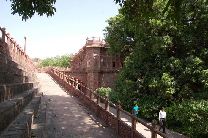 отели Индии и их интерьер 2 11807